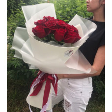 """Букет """"Страсть"""" 15 роз"""