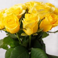 15 роз Пенни 40 см
